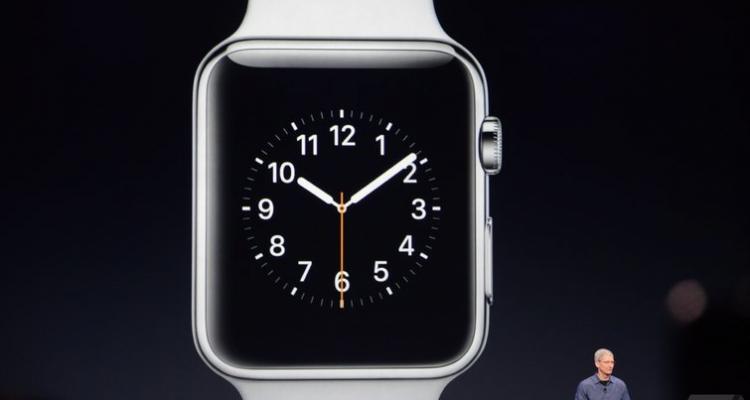 ساعت های هوشمند آیفون