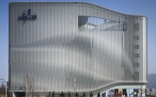یک بنای معمارانه