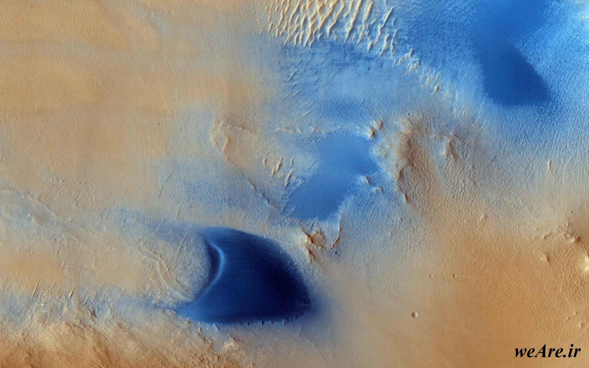 dunes-mars