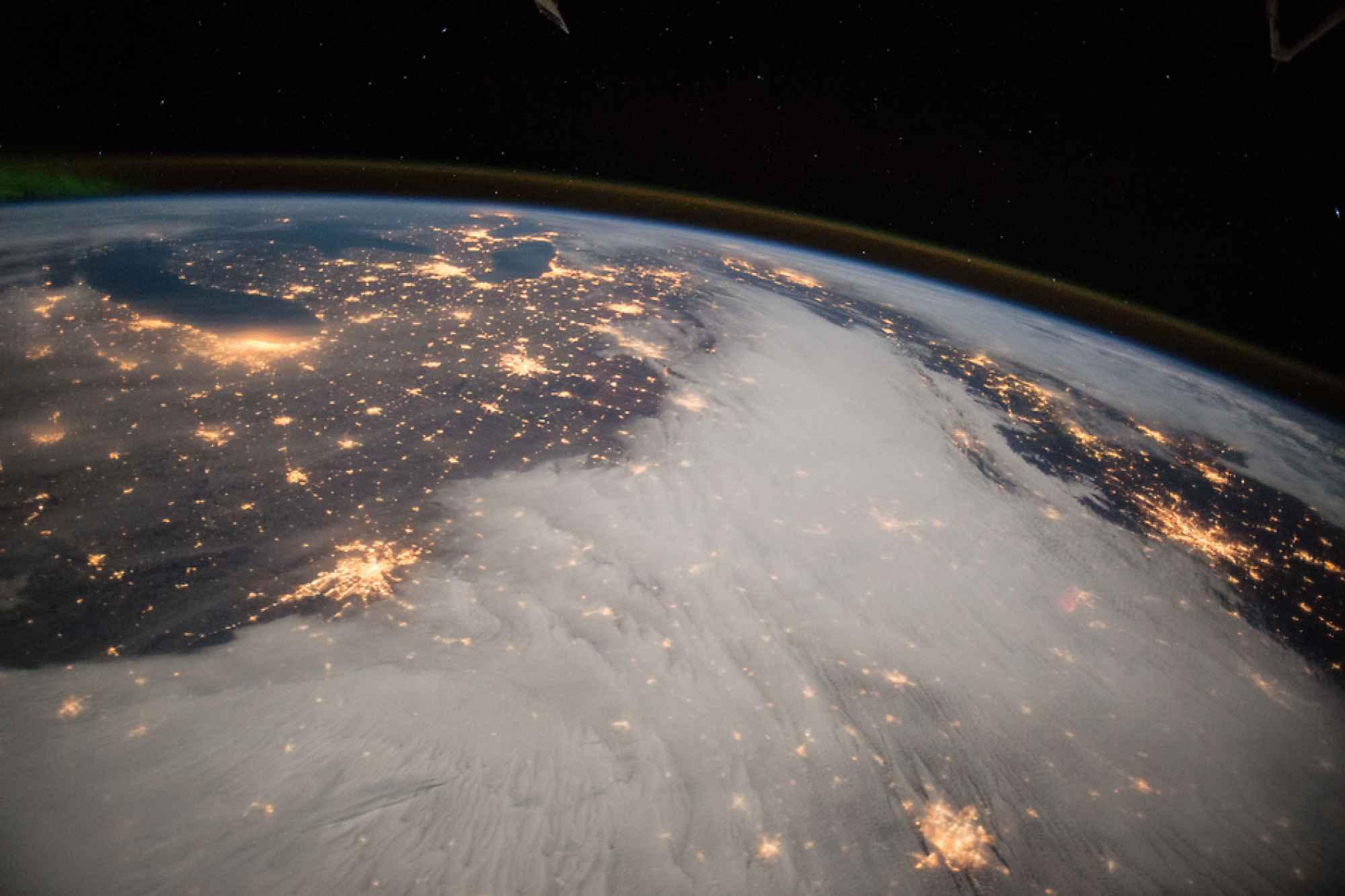 زیباترین عکس های فضایی جهان