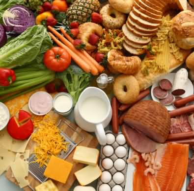 خوردن غذاهای نامناسب یکی از عوامل افسردگی