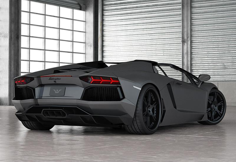 2013 Lamborghini Aventador LP700-4 Roadster Wheelsandmore