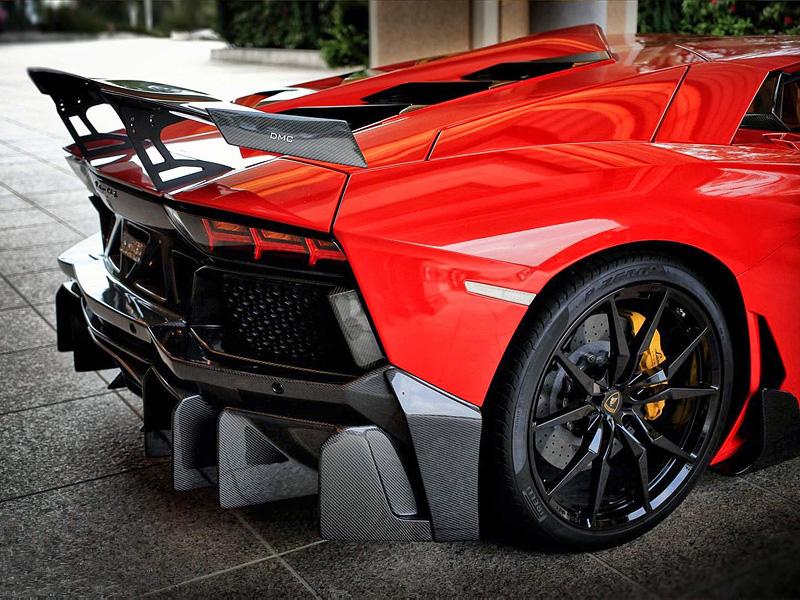 2014 Lamborghini Aventador LP988-4 Edizione GT DMC