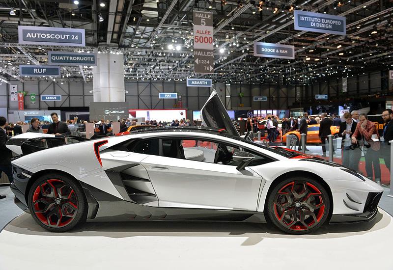 2014 Lamborghini Aventador LP700-4 Nimrod Performance Avanti Ros