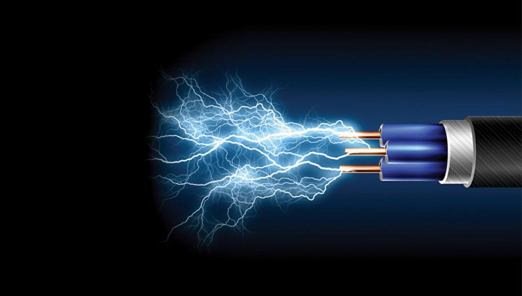 برق توی سیم با چه سرعتی حرکت میکند؟