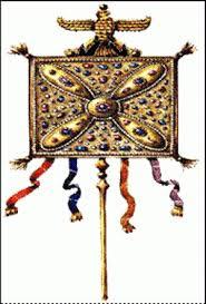پرارزش ترین پرچم جهان،درفش شکوهمند و سرفراز کاویانی