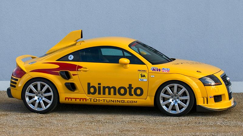۲۰۰۷ Audi TT MTM Bimoto