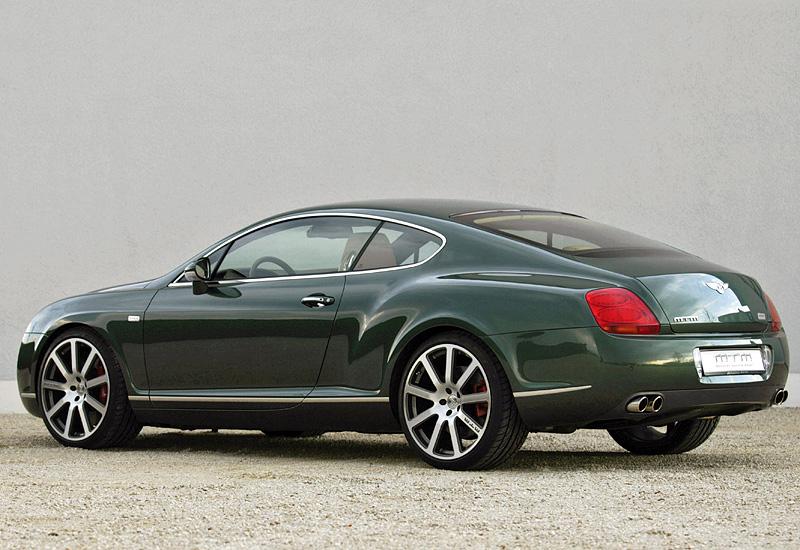 2009 Bentley Continental GT MTM Birkin Edition