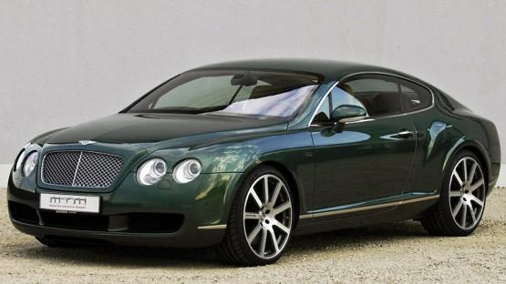 ۲۰۰۹ Bentley Continental GT MTM Birkin Edition