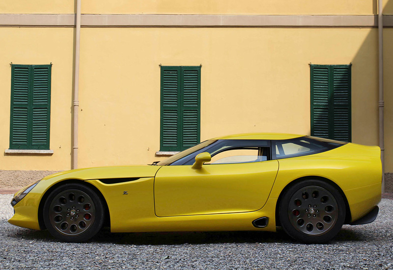 2011 Alfa Romeo TZ3 Stradale Zagato