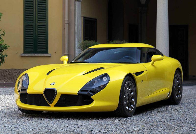 2011 Alfa Romeo TZ3
