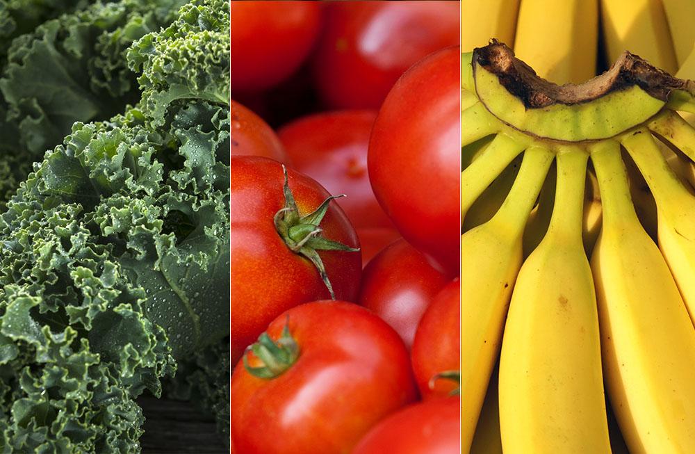 فرق میوه و سبزیجات در چیست؟