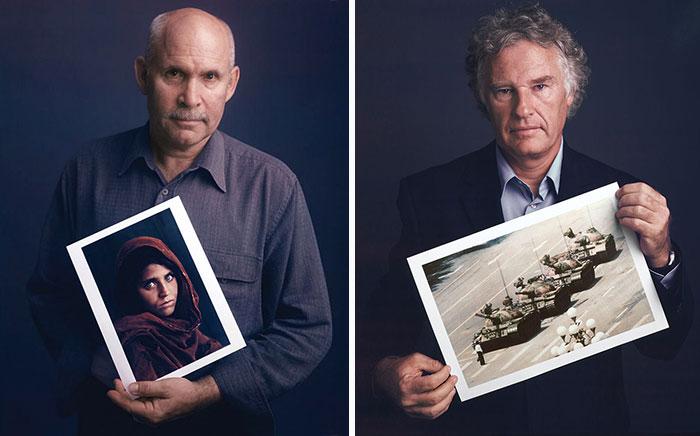 عکاسان ماندگارترین و معروف ترین عکس های تاریخ