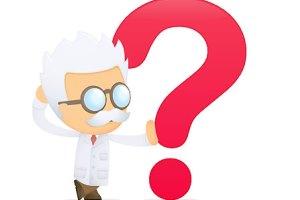 پاسخی بر چند سوال علمی!!!