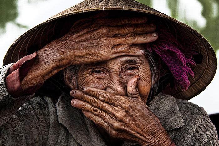 لبخند مخفی مردم ویتنام
