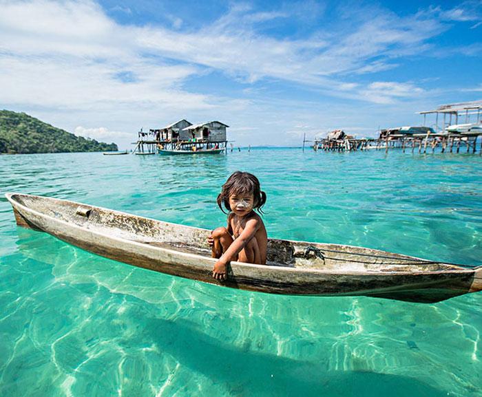 زندگی در بهشت کوچک قبیله باجائو