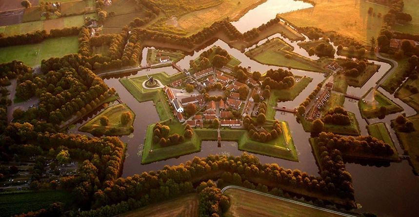 تصاویر هوایی باورنکردنی از زیباترین مکان های جهان
