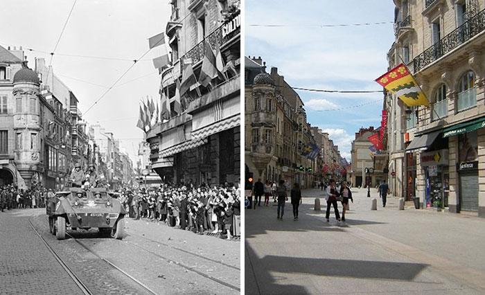 ۷۰ سال بعد از جنگ جهانی دوم