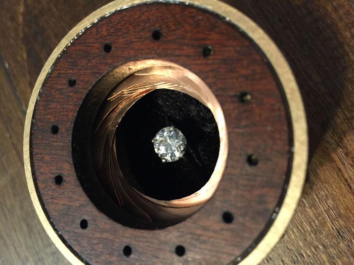 ساخت جعبه حلقه با استفاده از لنز دوربین