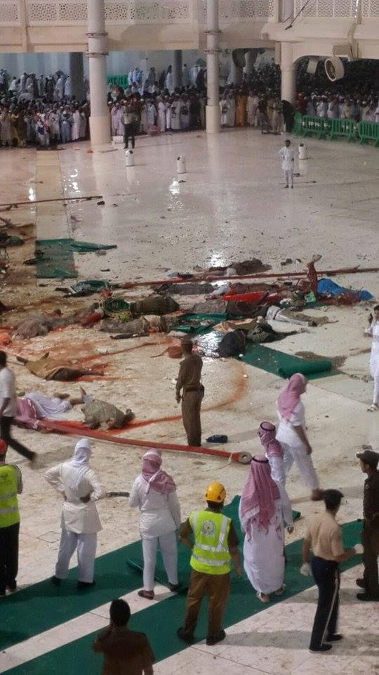 حادثه در مکه