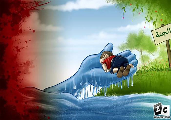 syrian-boy-drowned-mediterranean-tragedy-artists-respond-aylan-kurdi-6__700