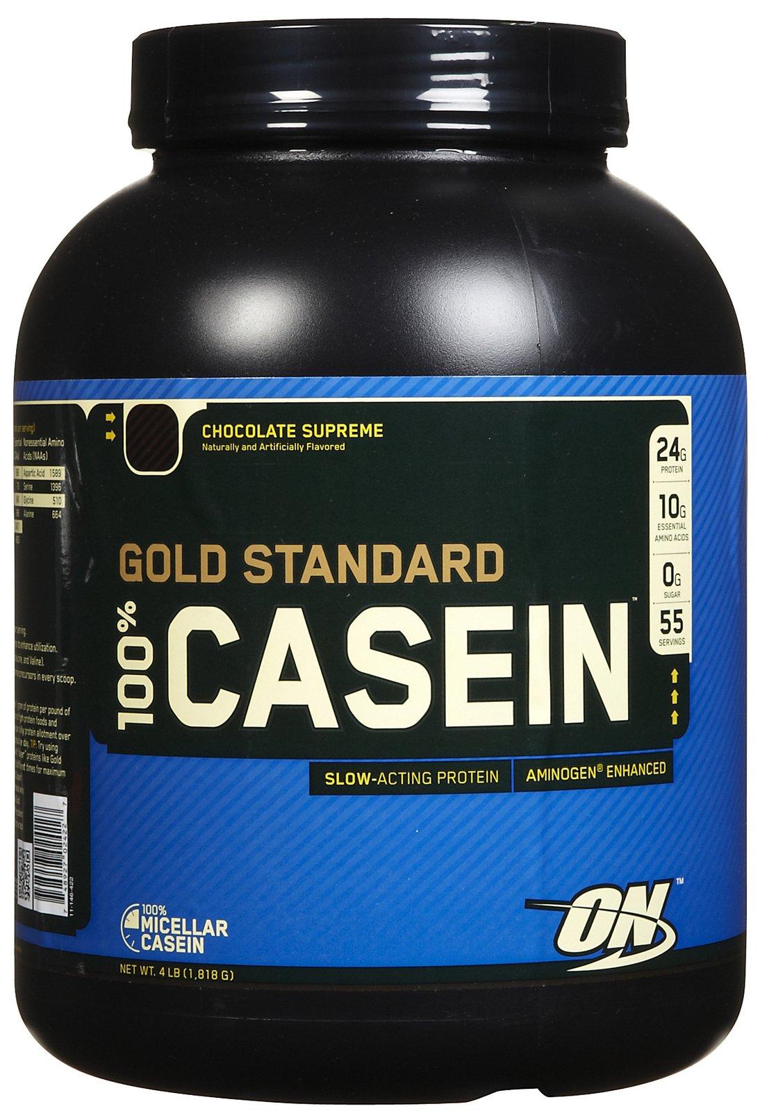 مکمل غذایی ۱۰۰% casein protein