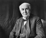 توماس آلوا ادیسون ، نابغه خنگ و مردی با ۱۳۶۸ اختراع