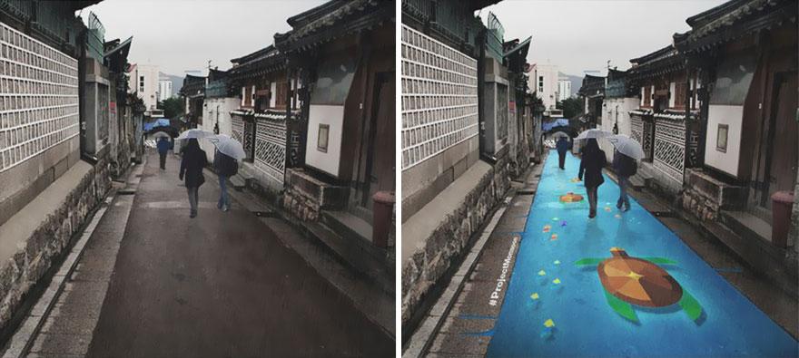 خیابان رنگی
