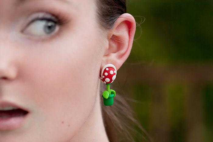 خلاقانه ترین گوشواره ها برای دختران جوان