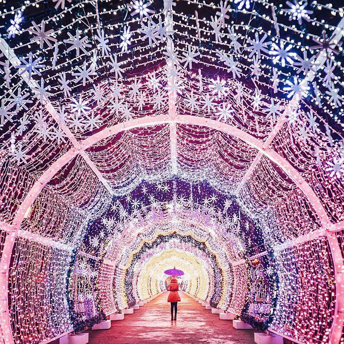 شهر مسکو در طول کریسمس، افسانه یا واقعیت