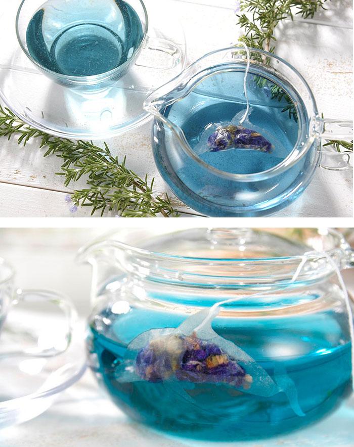 چای کیسه ای زیبا و خلاقانه