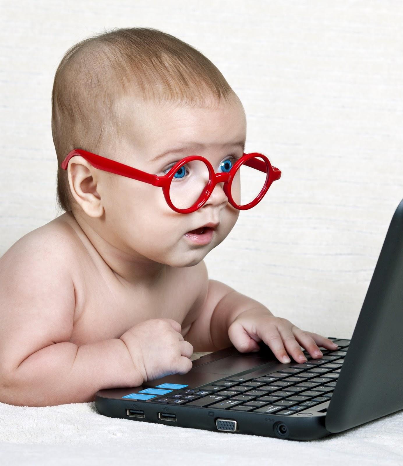 تاثیر کامپیوتر بر درک کودکان