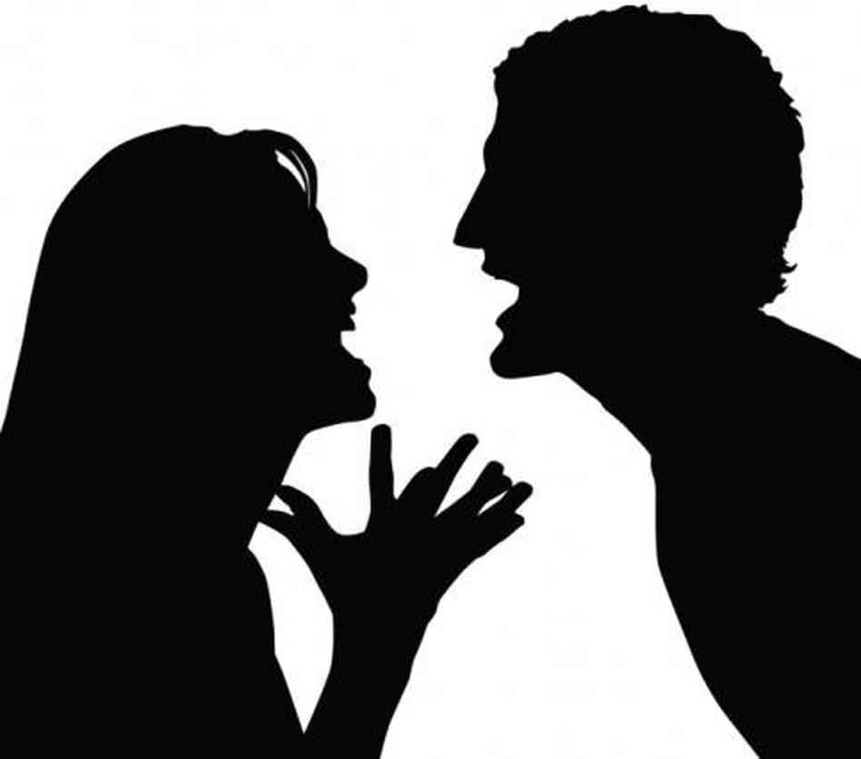 چگونه زن ندانسته شروع به جروبحث می کند