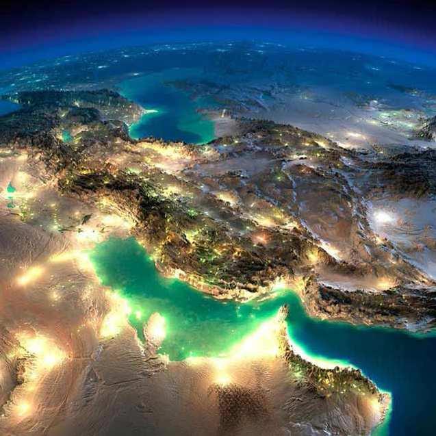 تاریخ سرزمین ایران از آغاز تا اکنون