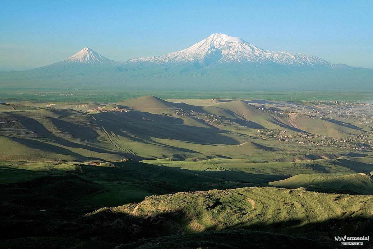 موقعیت فلات ایران