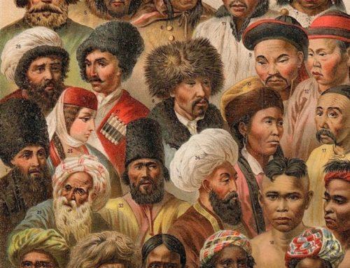 نژاد سفید پوست، مردمان هندو و اروپایی