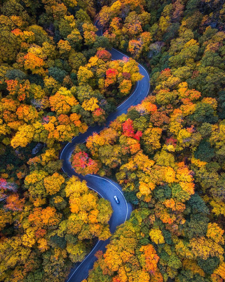 تصاویر خارق العاده از پاییز