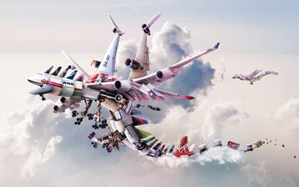 خطوط هوایی اژدها