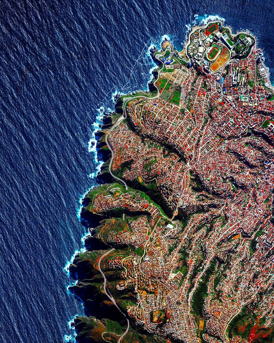# 1 والپرایزو، شیلی