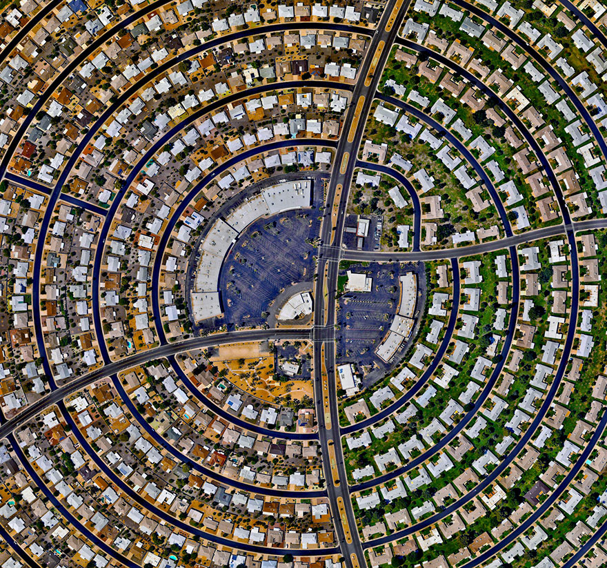 # 15 شهر خورشید، آریزونا، ایالات متحده آمریکا