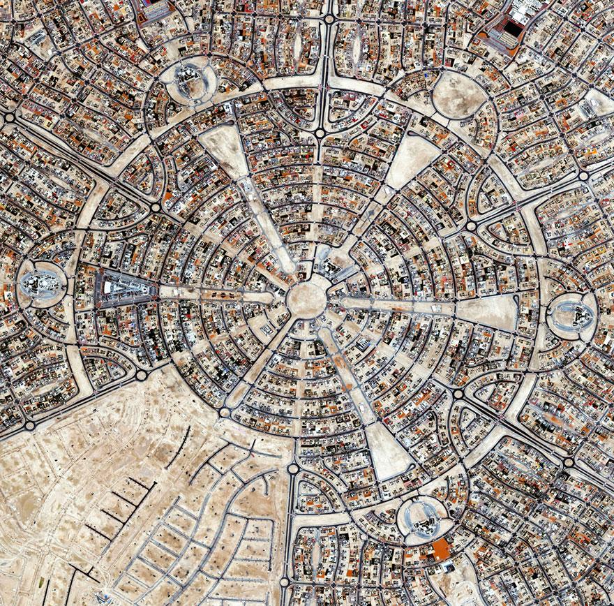 # 2 پروژه مسکونی الفلاح، ابوظبی، امارات متحده عربی