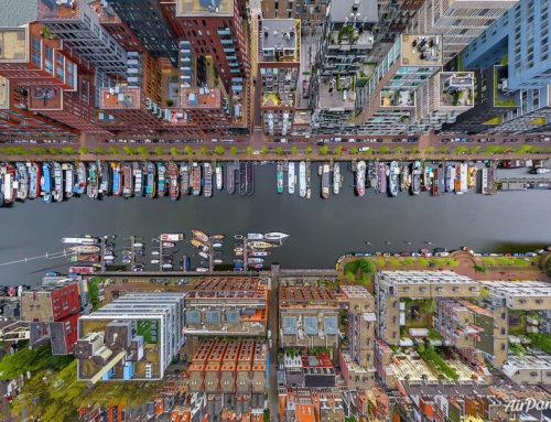 تصاویر شهرهای بزرگ از منظری متفاوت و دیدنی