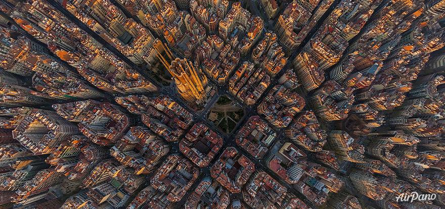 اسپانیا - شهر بارسلونا