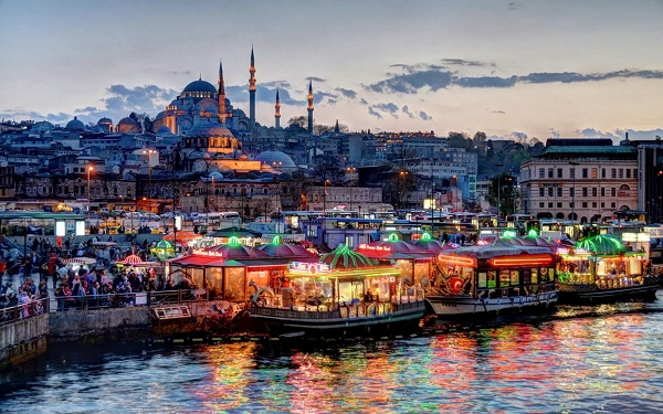 ترکیه، کشور دوست داشتنی