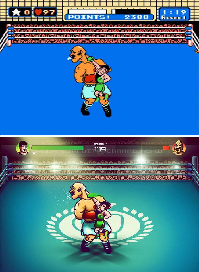 بازی Punch-Out نینتندو