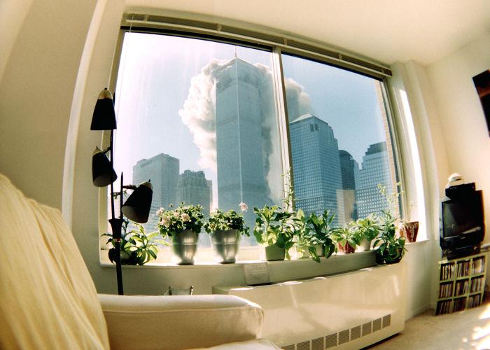 عکس های کمتر دیده شده از واقعه ۱۱ سپتامبر