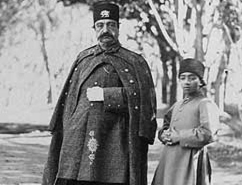 عشقی پر از دردسر و حاشیه برای شخص اول مملکت در دوره قاجار