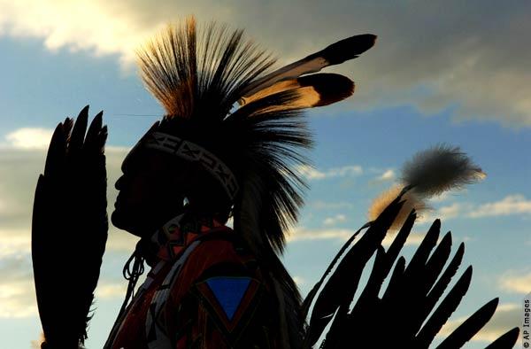 افسانه آفرینش در میان قبایل سرخ پوست