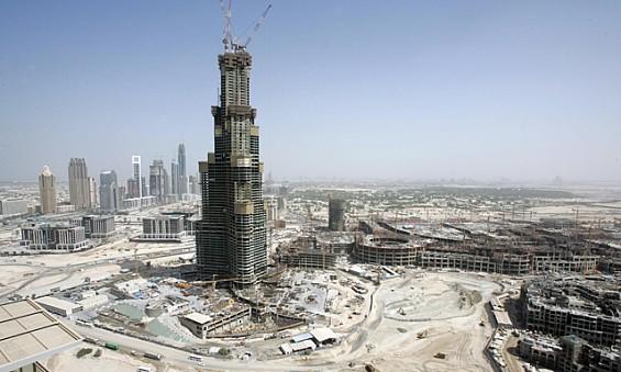 برج خلفه (دبی، امارات متحده عربی)