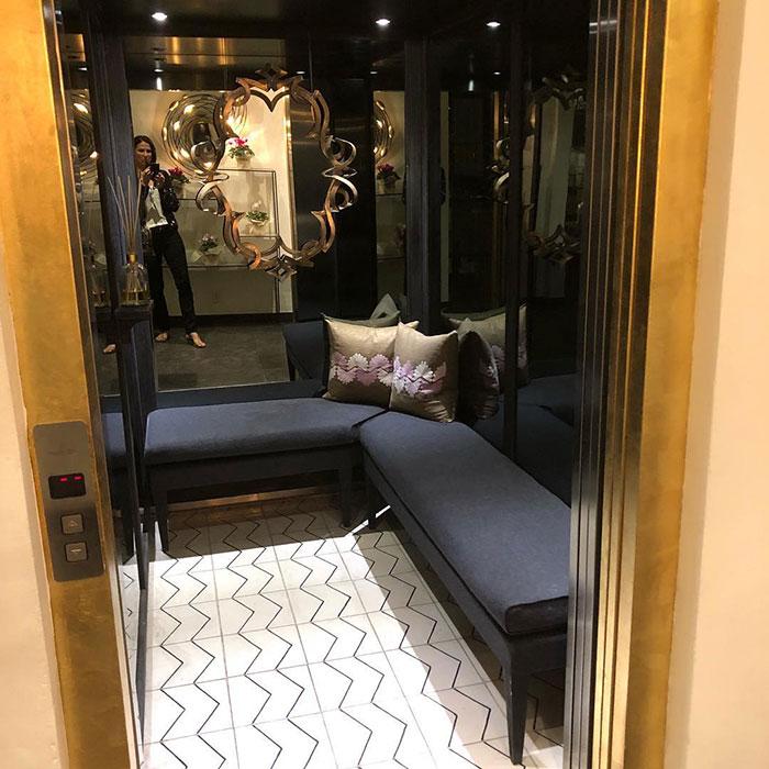 آسانسور مخصوص شیرازی های عزیز. مخصوص خودمون